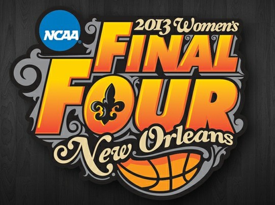New Orleans Arena will play host to the 2013 Women's Final Four.