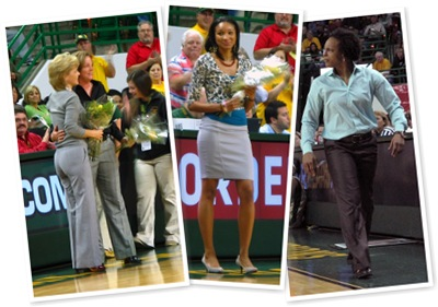 View Kim Mulkey Reunites with former players