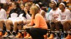Princeton head coach Courtney Banghart. Photo: Princeton Athletics.