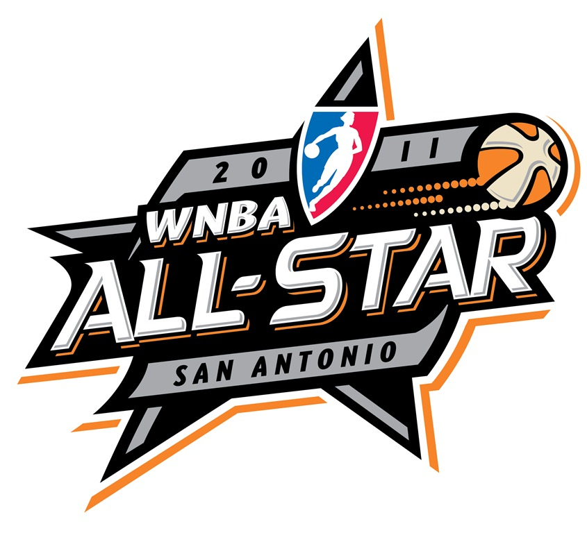2011 WNBA All-Star Game Logo