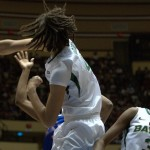 Brittney Griner had eight blocks vs. Oklahoma State.