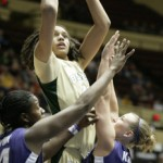 Baylor's Brittney Griner repeats as Big 12 Preseason Player of the Year