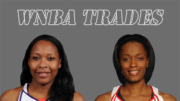 Le'coe Willingham and Swin Cash go from Seattle to Chicago.