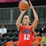 Taurasi featured Olympics Day 7 - Basketball